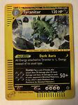 Tyranitar 29/165 Expedition Holo Rare Pokemon Card