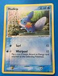 Mudkip 018 - Holo Rare - Black Star PromoUltra Rare Vintage Pokemon Card LP