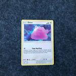 Pokemon Ditto 17/18 Detective Pikachu LP/NM Condition!