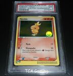 PSA 9 MINT Torchic 006 Pop Tournament POKEBALL HOLO Promo Pokemon Card CH (2410)