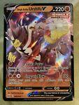 Pokemon Card Single Strike Urshifu V 085/163 Battle Styles NM/M