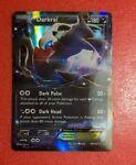 Darkrai EX 74/122 XY Breakpoint Ultra Rare Pokemon Card Near Mint Condition NM