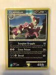 Pokemon Card Drapion LV.44 Stormfront 15/100 NEAR MINT Reverse Holo Rare TCG