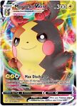 x1 Morpeko VMAX - 038/073 - Ultra Rare Pokemon Shining Fates M/NM