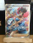 Phoebe 161/163 Ultra Rare Full Art Trainer Battle Styles Pokemon Card NM/Mint