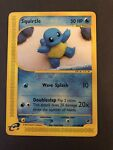 Squirtle 131/165 Non-Holo E-Series Expedition Pokemon Card e66 ~ MP
