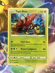 Pokemon Card Tapu Bulu 016/163 Holo Rare Battle Styles NM/M