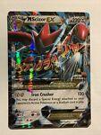 M Scizor EX 77/122 Breakpoint Ultra Rare NM Pokemon