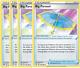 4x Big Parasol 157/189 NM/M - Darkness Ablaze Pokemon