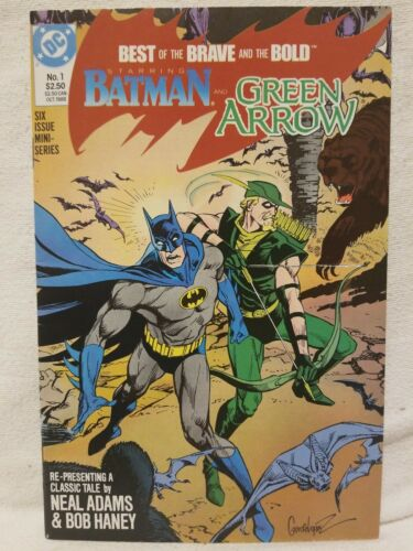 Green Arrow Annual #5 VF 1992 Stock Image